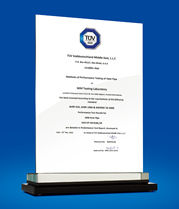 TÜV-SÜD Certification for SKM Heat Pipe